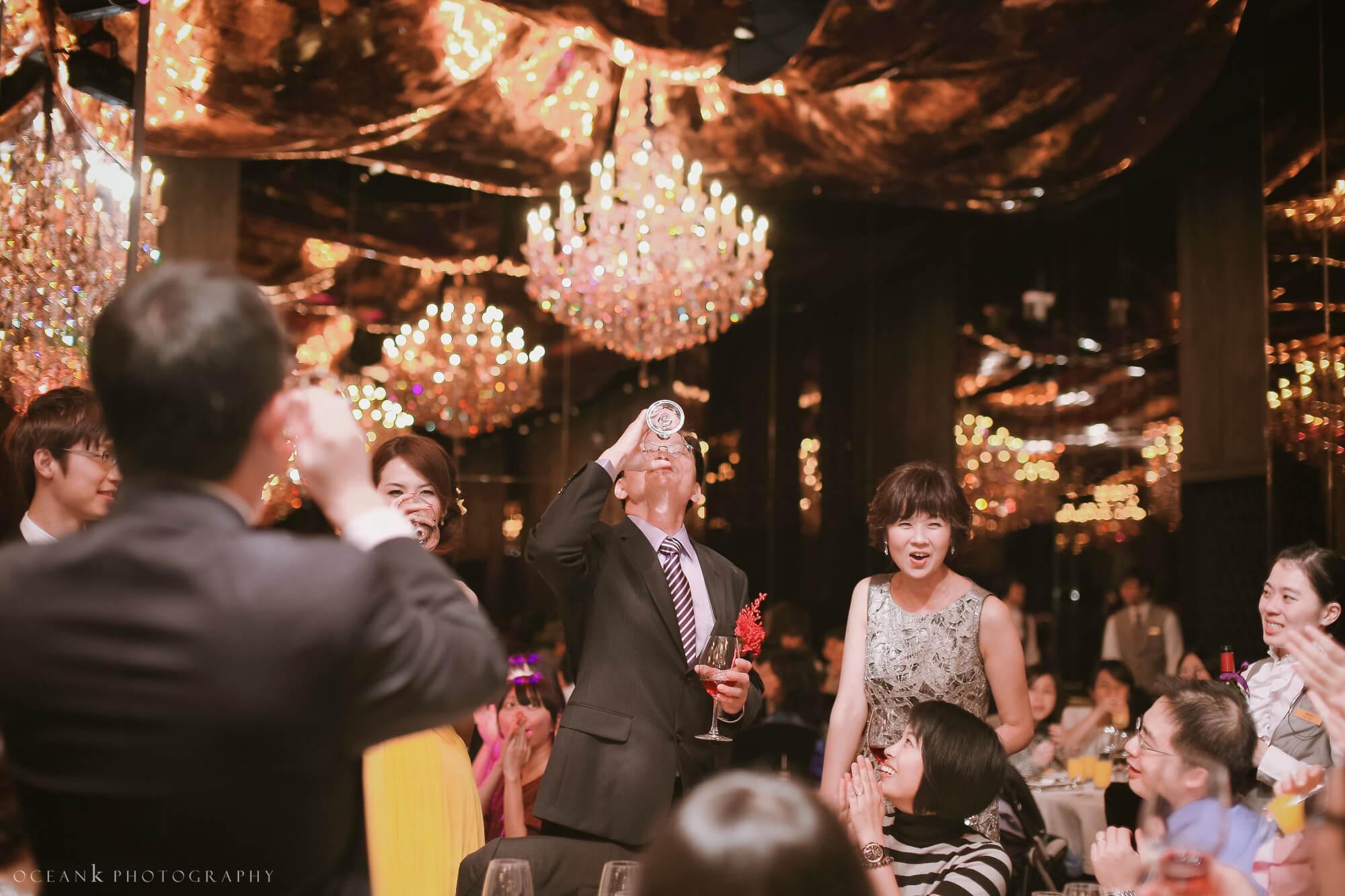 婚禮記錄君品酒店